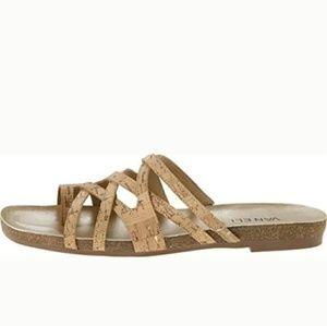Vaneli cork sandal